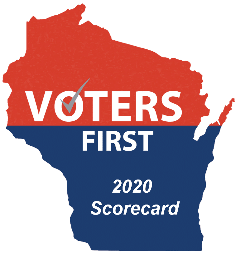 Voters First 2020 Scorecard